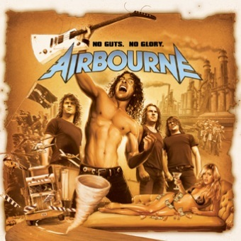 No Guts. No Glory ( 2010 ) - Airbourne